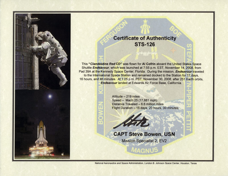 sts-126-certificate